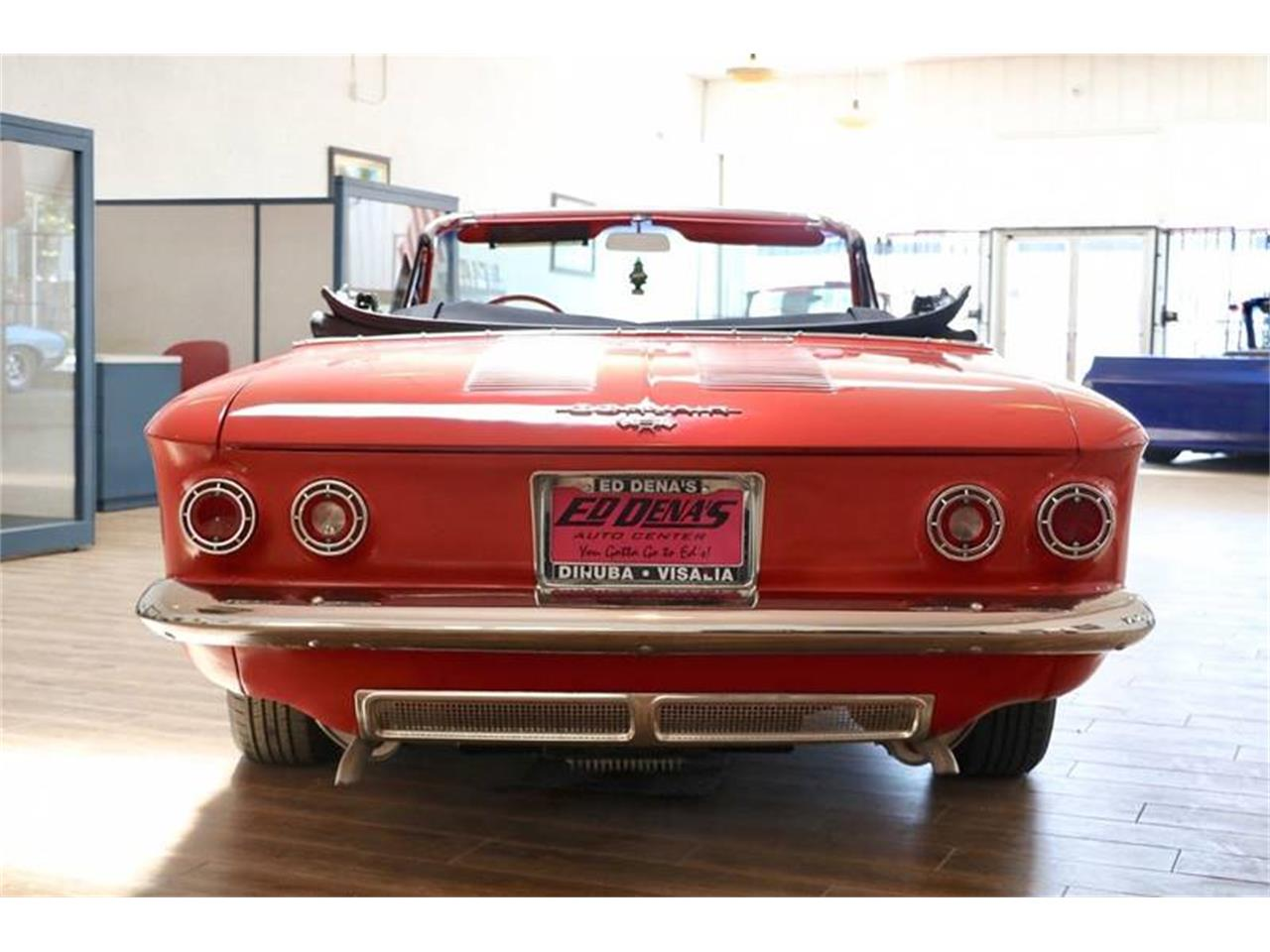 1962 Chevrolet Corvair (CC-1310488) for sale in Dinuba, California