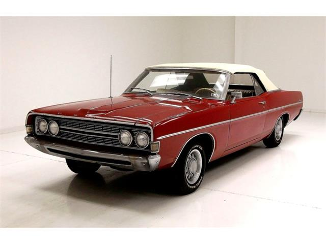 1968 Ford Fairlane (CC-1314880) for sale in Morgantown, Pennsylvania