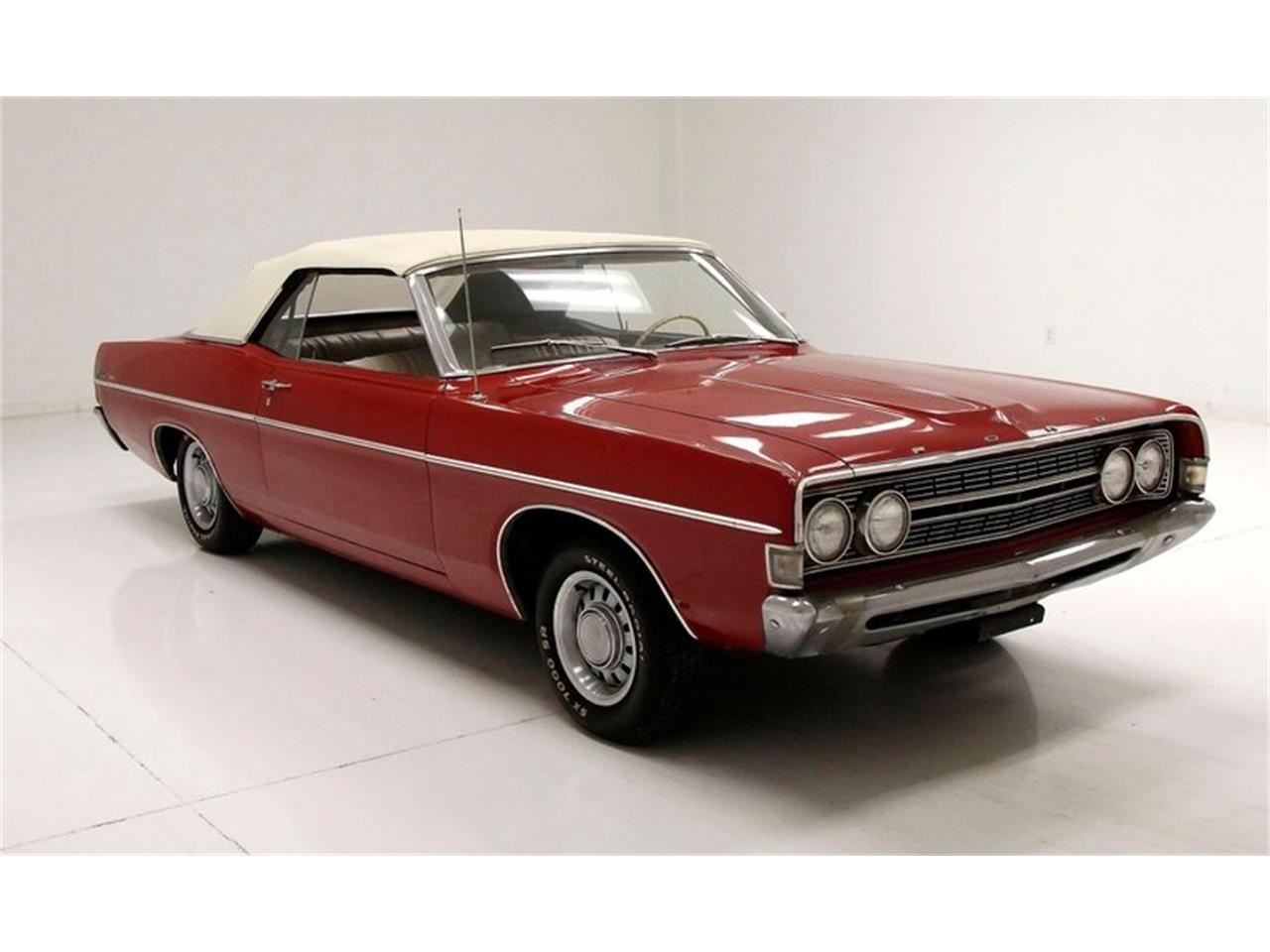 1968 Ford Fairlane (CC-1314880) for sale in Morgantown, Pennsylvania