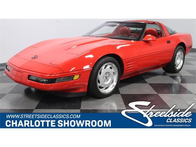 1991 Chevrolet Corvette (CC-1314888) for sale in Concord, North Carolina