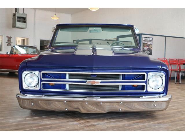 1971 Chevrolet Blazer (CC-1310489) for sale in Dinuba, California