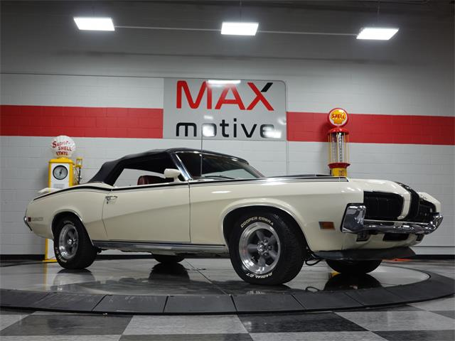 1970 Mercury Cougar (CC-1314893) for sale in Pittsburgh, Pennsylvania