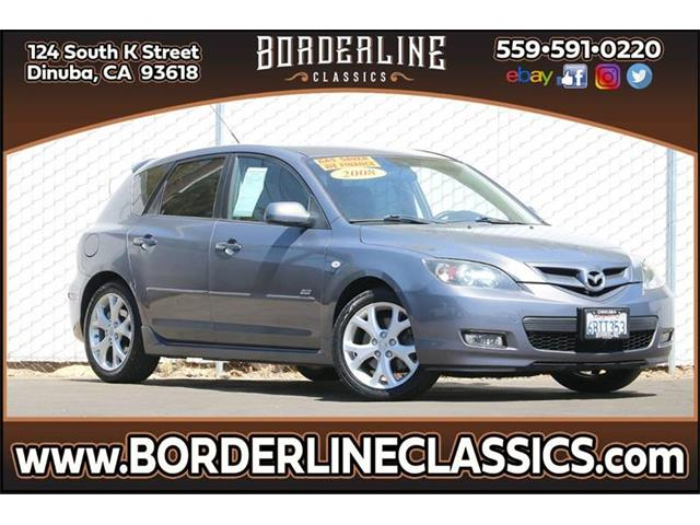 2008 Mazda 3 (CC-1310490) for sale in Dinuba, California
