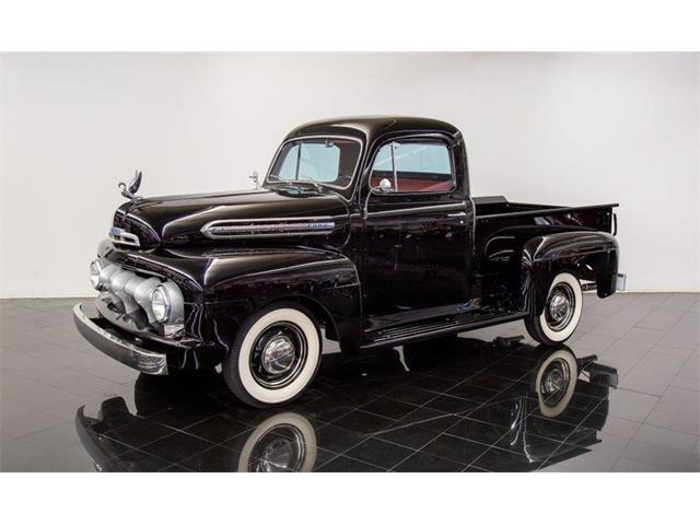 1951 Ford F1 (CC-1314906) for sale in St. Louis, Missouri