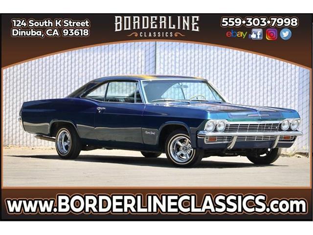 1965 Chevrolet Impala (CC-1310491) for sale in Dinuba, California