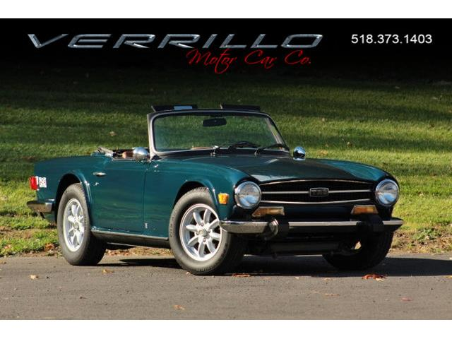 1974 Triumph TR6 (CC-1314939) for sale in Clifton Park, New York