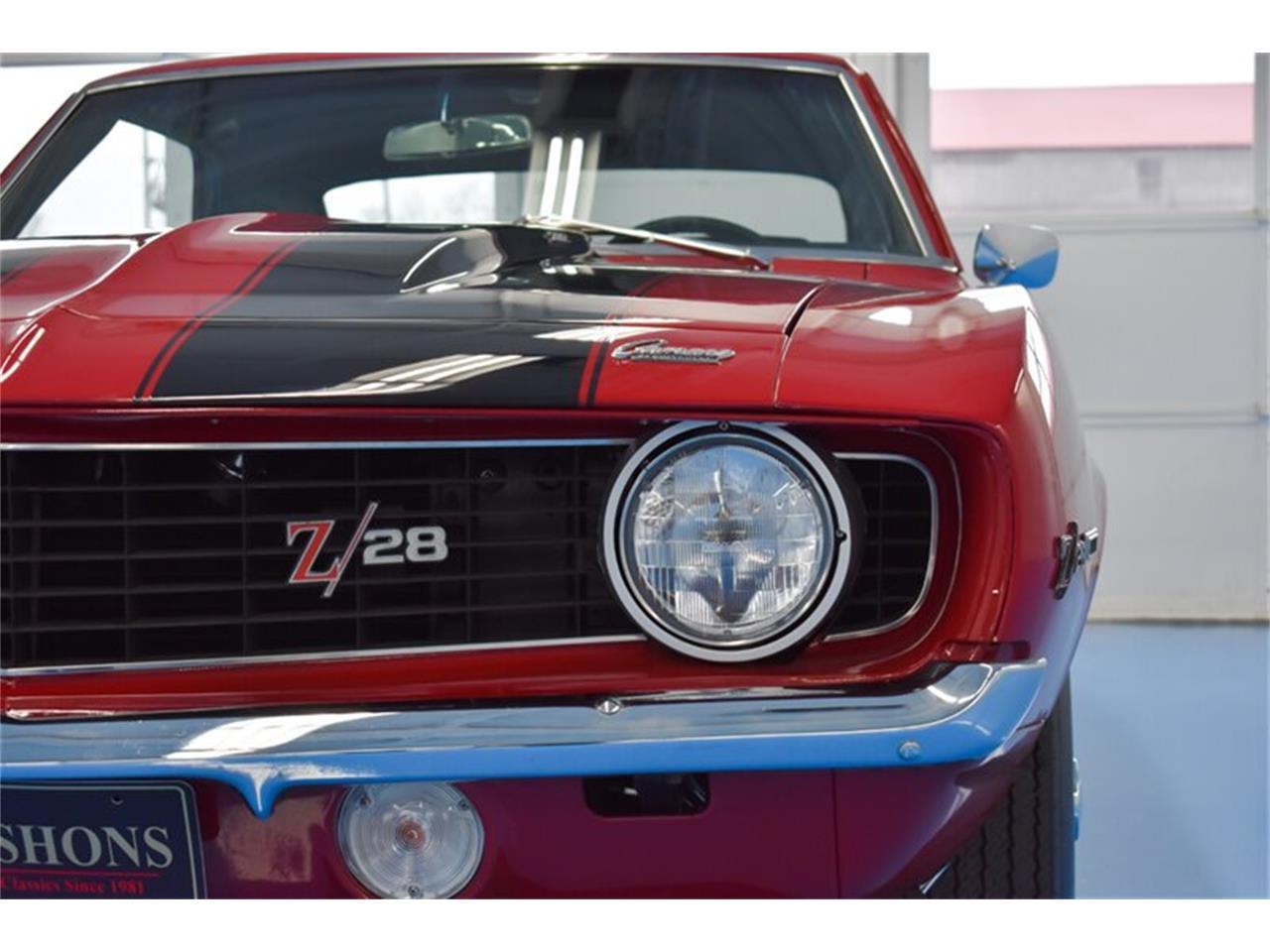 1969 Chevrolet Camaro Z28 (CC-1314940) for sale in Springfield, Ohio
