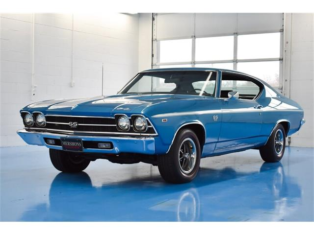 1969 Chevrolet Chevelle SS (CC-1314941) for sale in Springfield, Ohio