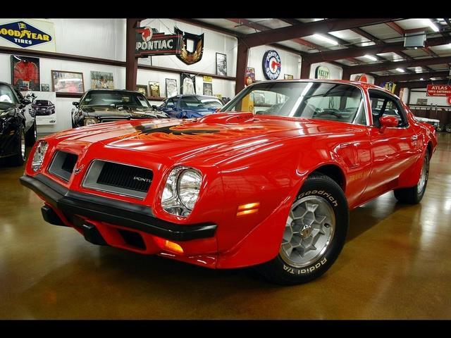 1974 Pontiac Firebird (CC-1314943) for sale in Shelby Township, Michigan