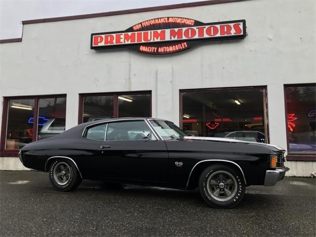1972 Chevrolet Chevelle (CC-1314959) for sale in Tocoma, Washington