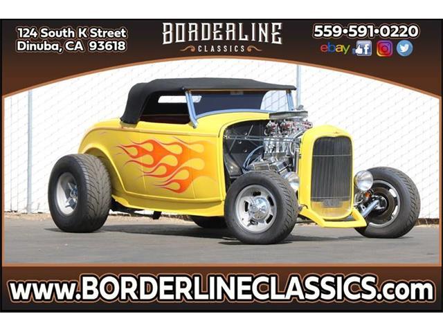 1932 Ford Custom (CC-1310496) for sale in Dinuba, California
