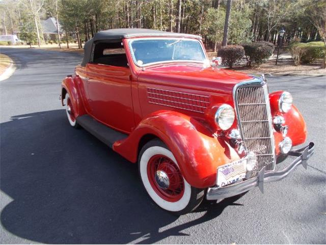 1935 Ford Cabriolet (CC-1314967) for sale in Cadillac, Michigan