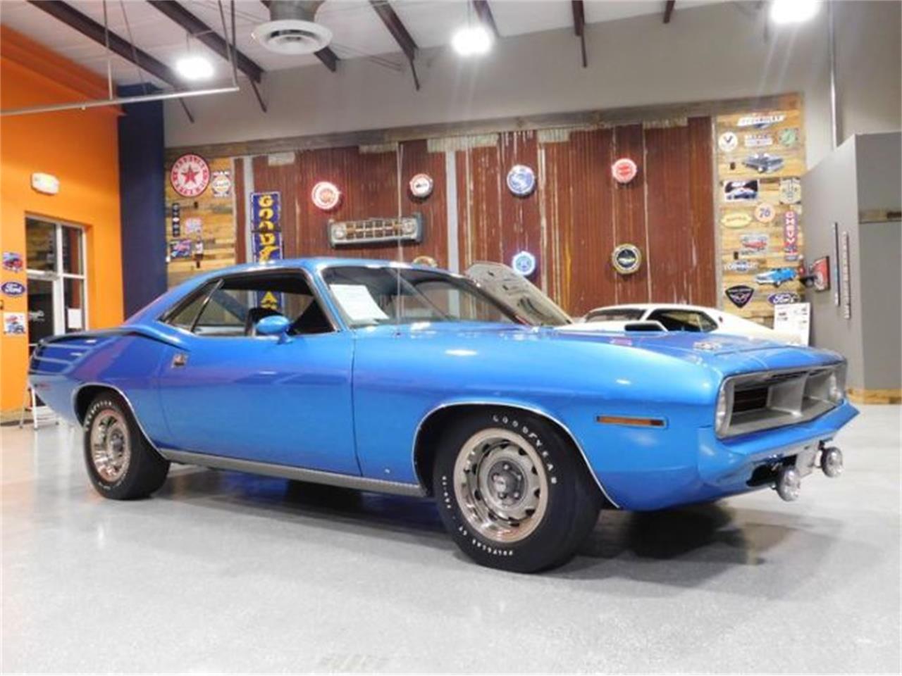 1970 Plymouth Barracuda (CC-1314972) for sale in Cadillac, Michigan