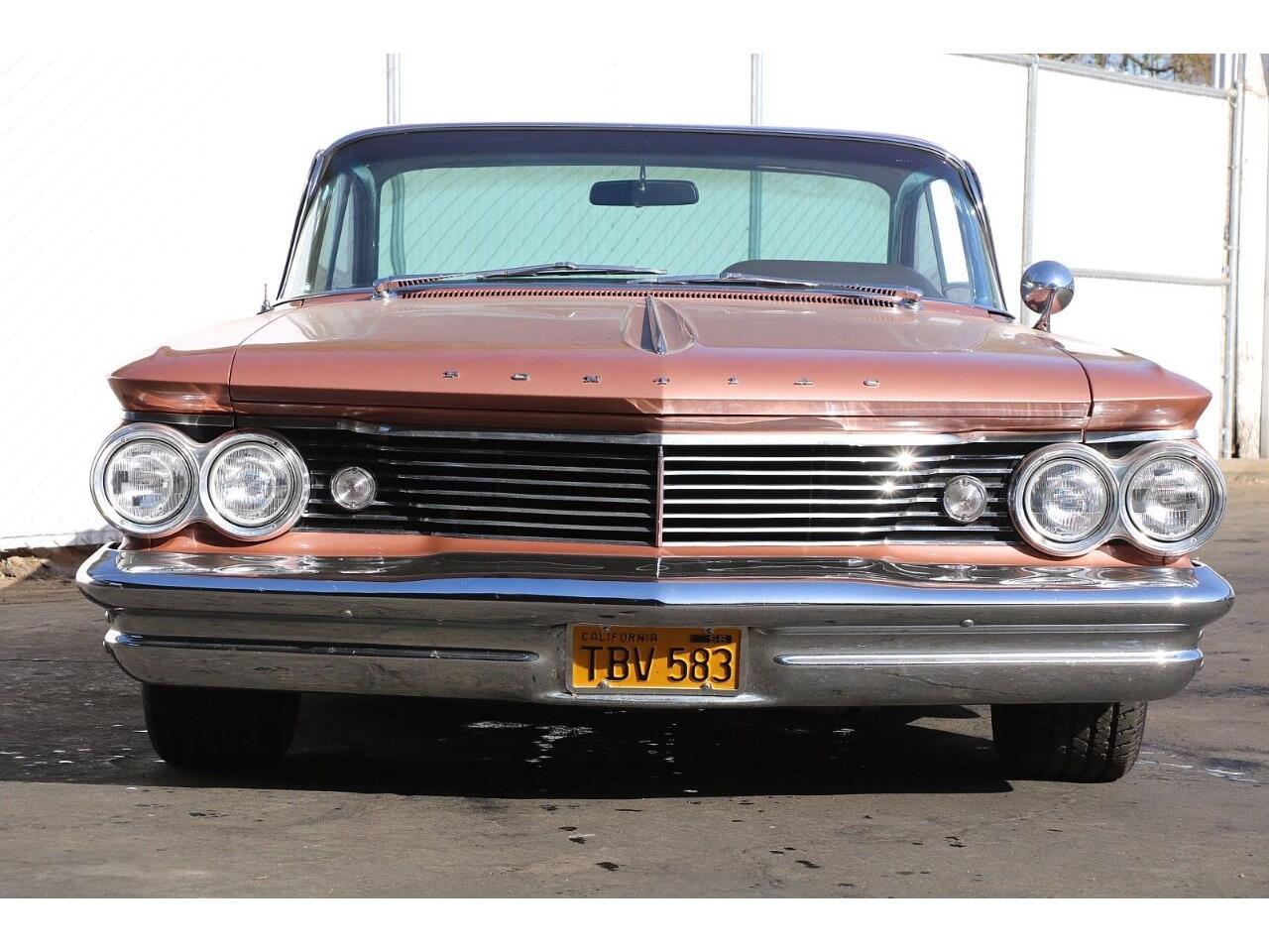 1960 Pontiac Catalina (CC-1310498) for sale in Dinuba, California
