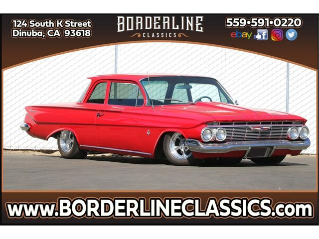 1961 Chevrolet Biscayne (CC-1310499) for sale in Dinuba, California