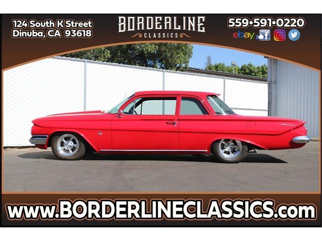 1961 Chevrolet Biscayne (CC-1310499) for sale in Dinuba, California