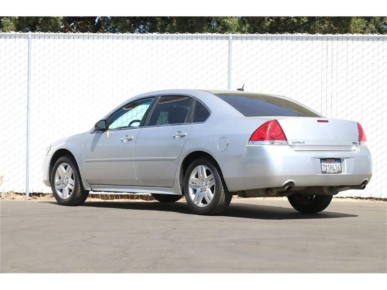 2013 Chevrolet Impala (CC-1310503) for sale in Dinuba, California