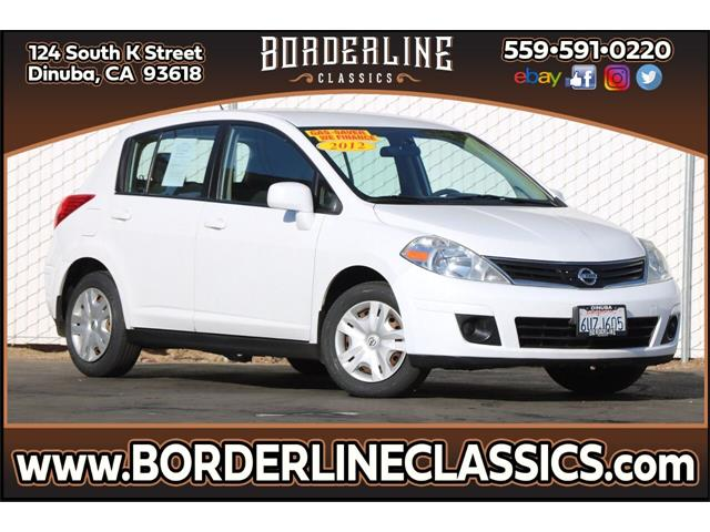 2012 Nissan Versa (CC-1310504) for sale in Dinuba, California