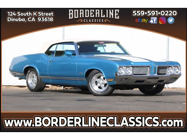 1970 Oldsmobile Cutlass Supreme (CC-1310506) for sale in Dinuba, California