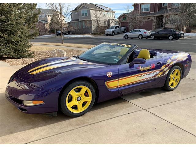 1998 Chevrolet Corvette (CC-1315084) for sale in Aurora, Colorado