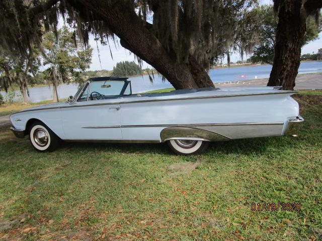 1960 Ford Sunliner (CC-1315086) for sale in Avon Park, Florida