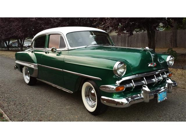 1954 Chevrolet Bel Air (CC-1315093) for sale in Newberg, Oregon