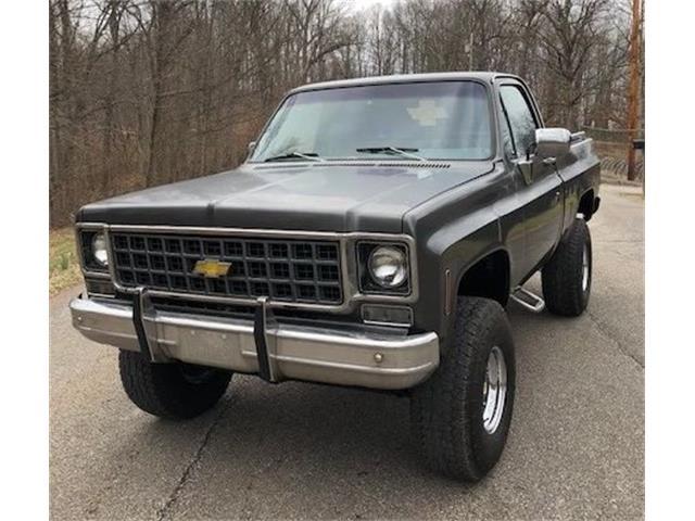 1977 Chevrolet K-10 (CC-1315106) for sale in Greensboro, North Carolina
