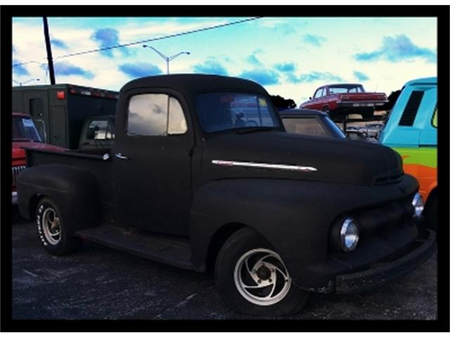 1951 Ford Pickup (CC-1315112) for sale in Miami, Florida