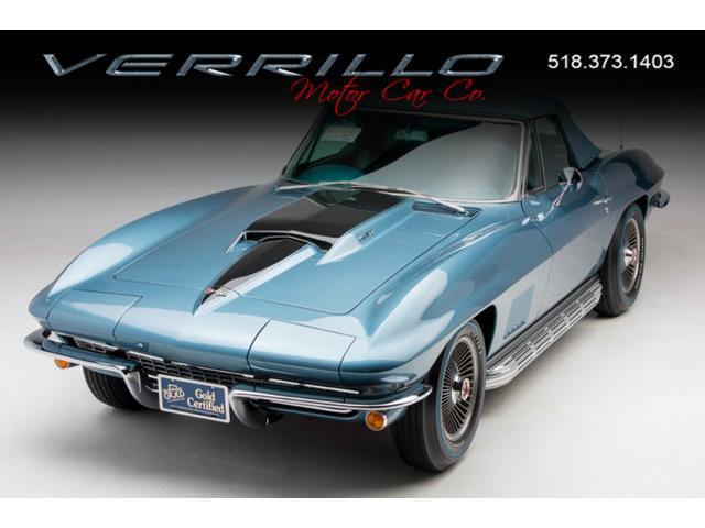 1967 Chevrolet Corvette (CC-1315131) for sale in Clifton Park, New York