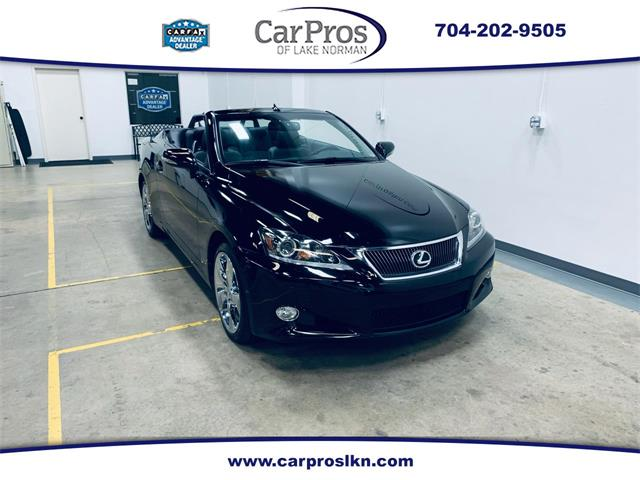 2011 Lexus IS250 (CC-1315141) for sale in Mooresville, North Carolina