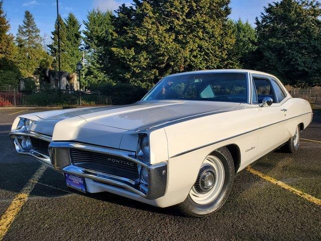 1967 Pontiac Catalina (CC-1315148) for sale in Eugene, Oregon