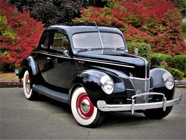 1940 Ford Deluxe (CC-1315161) for sale in Brookfield, Connecticut