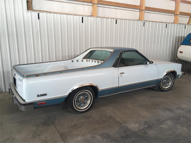 1979 Chevrolet El Camino (CC-1315166) for sale in LaSalle, Colorado