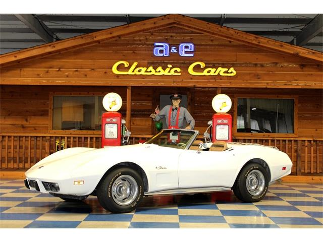 1975 Chevrolet Corvette (CC-1315168) for sale in New Braunfels, Texas