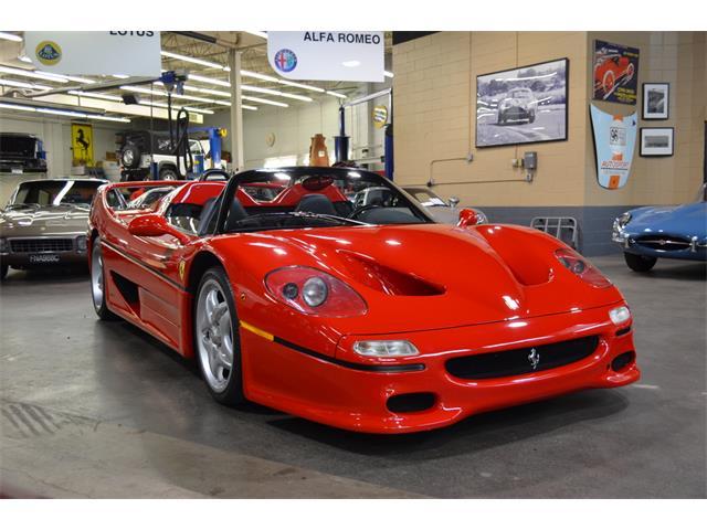 1995 Ferrari F50 (CC-1315171) for sale in Huntington Station, New York