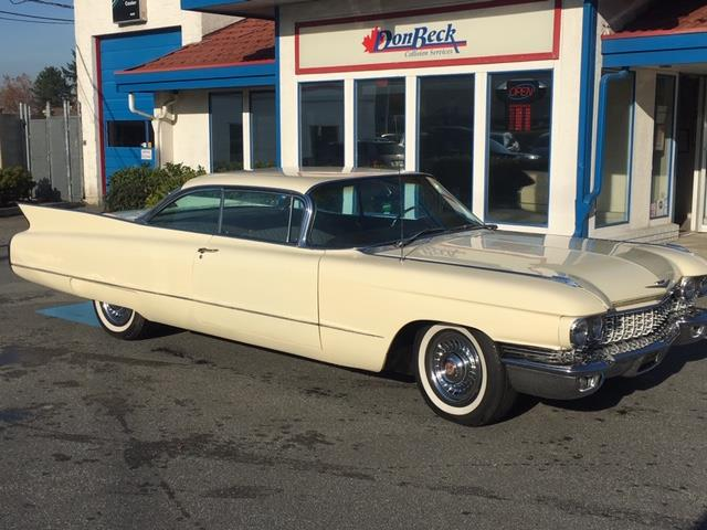1960 Cadillac Series 62 (CC-1315179) for sale in Palm Springs, California