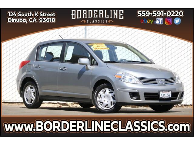 2009 Nissan Versa (CC-1310518) for sale in Dinuba, California