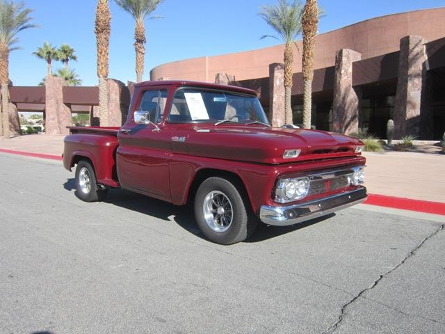 1962 Chevrolet C10 (CC-1315180) for sale in Palm Springs, California