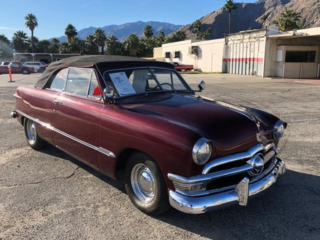 1950 Ford Custom Deluxe (CC-1315181) for sale in Palm Springs, California