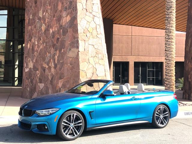 2018 BMW 4 Series (CC-1315184) for sale in Palm Springs, California