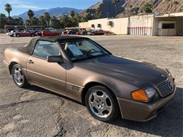 1992 Mercedes-Benz 500SL (CC-1315186) for sale in Palm Springs, California