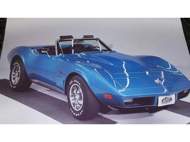 1974 Chevrolet Corvette (CC-1315194) for sale in Palm Springs, California