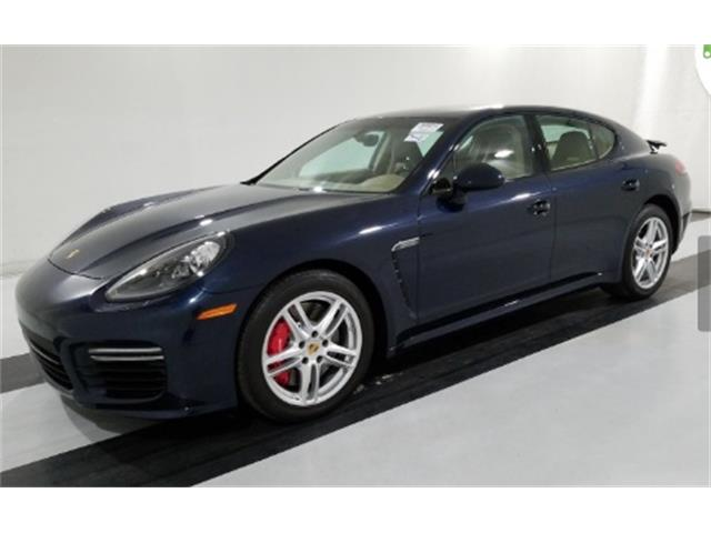 2016 Porsche Panamera GTS (CC-1315195) for sale in Palm Springs, California