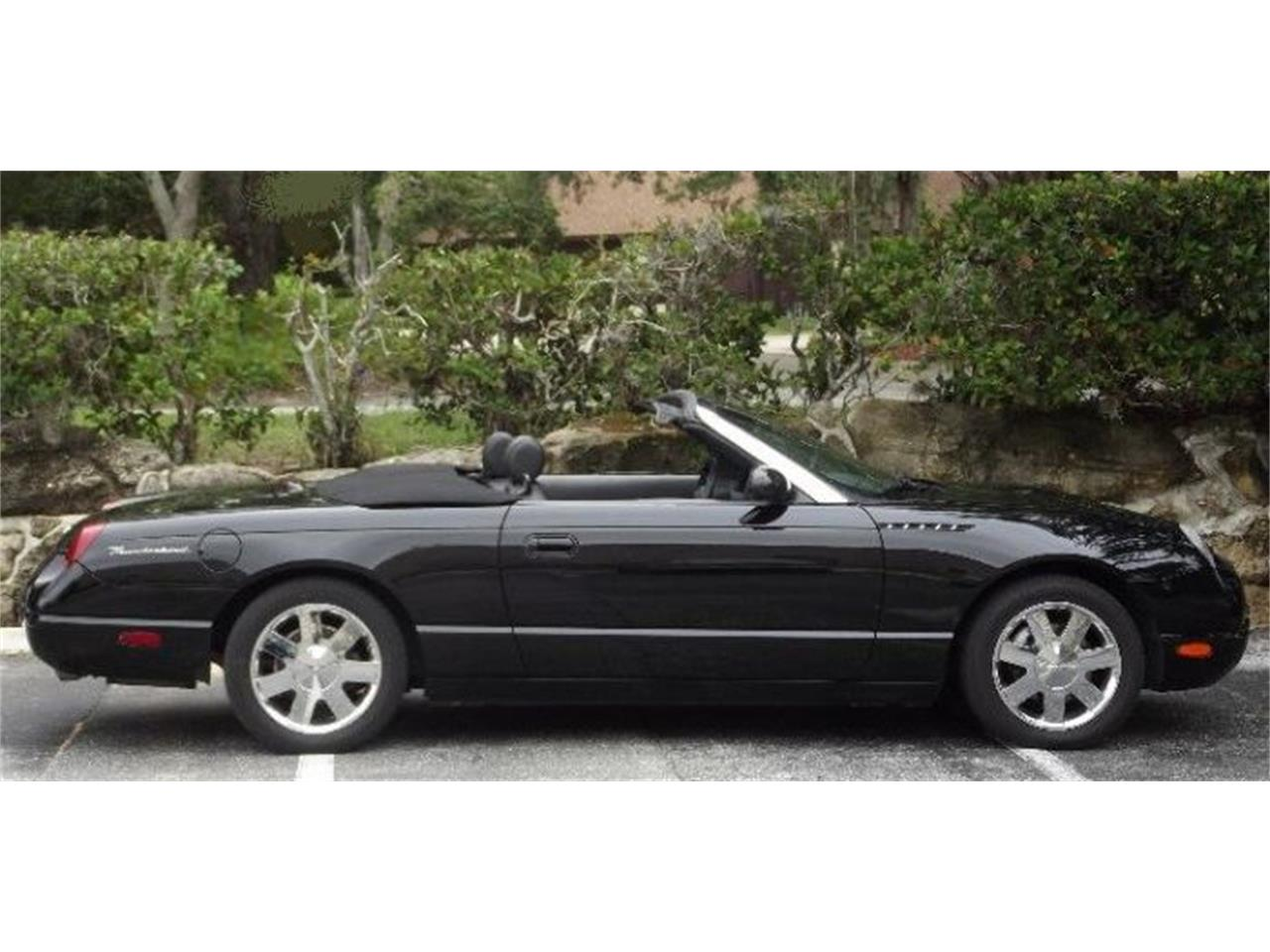 2002 Ford Thunderbird (CC-1310052) for sale in Cadillac, Michigan