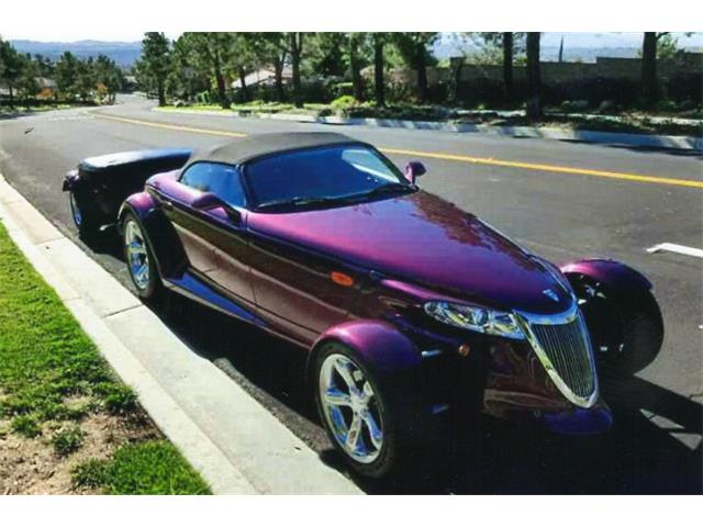 1997 Plymouth Prowler (CC-1315200) for sale in Palm Springs, California