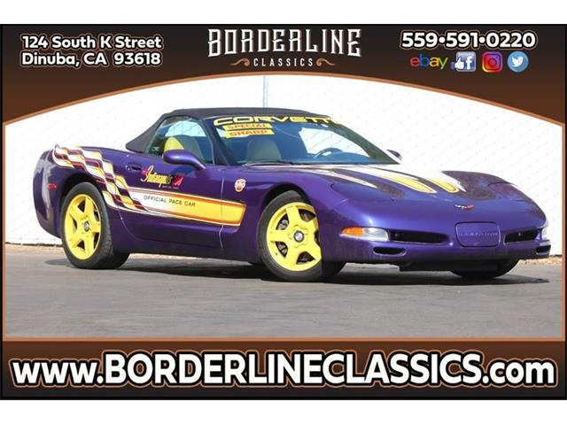 1998 Chevrolet Corvette (CC-1310521) for sale in Dinuba, California