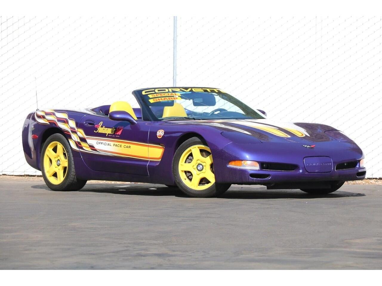 1998 Chevrolet Corvette (CC-1310521) for sale in Dinuba, California