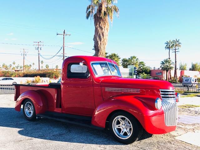 1941 Chevrolet Pickup (CC-1315211) for sale in Palm Springs, California
