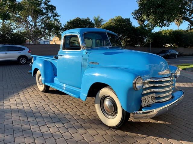 1950 Chevrolet 3100 (CC-1315212) for sale in Palm Springs, California