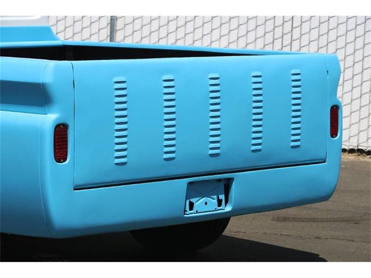 1966 Chevrolet C/K 1500 (CC-1310522) for sale in Dinuba, California